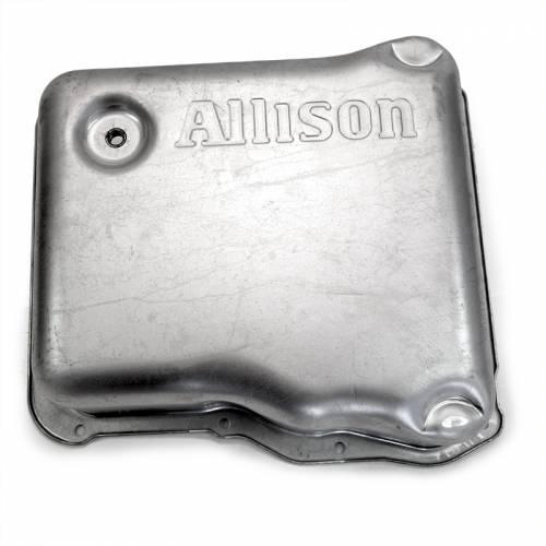 Allison Transmission - Allison Transmission 29536522 Stamped Deep OEM Transmission Pan