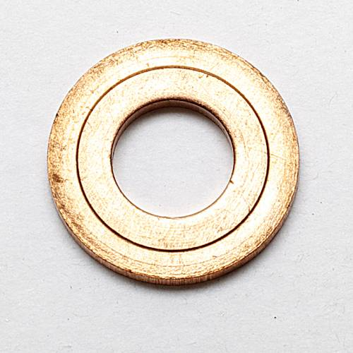 GM - GM 97216082 LB7 Duramax Diesel Fuel Injector Copper Crush Washer (1-Per Injector)
