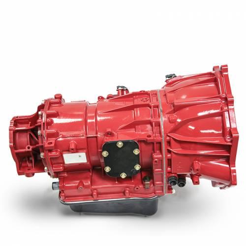 Dirty Hooker Diesel - DHD 105-505 Performance Built 5-Speed Allison Transmission