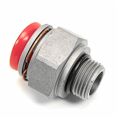 GM - GM 29540501 Front Bellhousing 3/4 Thread Cooler Fitting Early 2001-2002