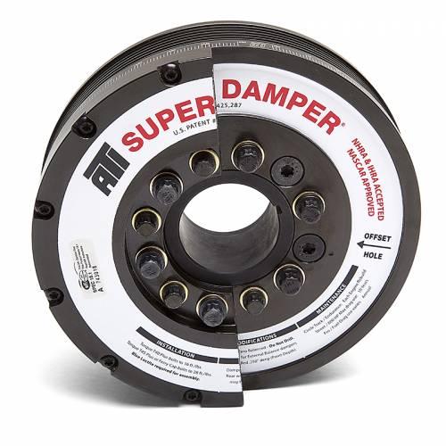 ATI Racing - ATI 917371 Super Damper Duramax Diesel 6.6L 01-05 LB7 LLY