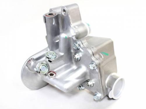 GM - GM 12649227 Duramax Diesel 6.6L Engine Oil Cooler LML LGH