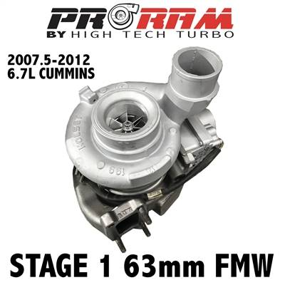 High Tech Turbo - HTT 532595000-0712-0063 TOWRAM 64 2007.5-2012 6.7L CUMMINS