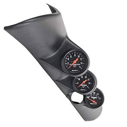 AUTOMETER PRODUCTS - RAM 98-02 A-PILLAR KIT W/SPKR BOOST/EGT/TRANS