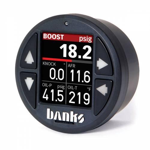 Banks Power - Banks iDash 1.8 Super Gauge Controller 2003-2005 5.9L Cummins