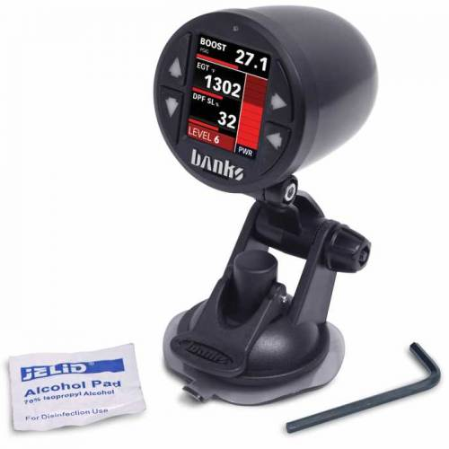 Banks Power - Banks Power Suction Gauge Cup Mount Universal