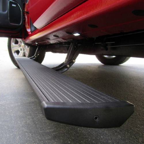 AMP RESEARCH - Amp Research PowerStep Running Boards 2014-2018 1500 Silverado & Sierra 2015-2019 2500/3500 Double and Crew Cab (Excludes Diesel)