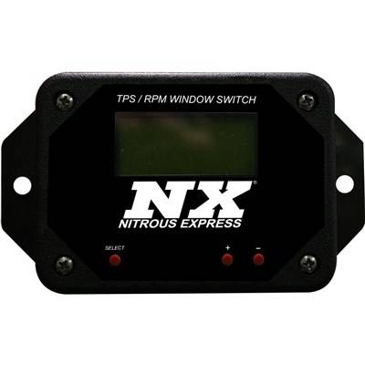 NITROUS EXPRESS - NX DIGITAL RPM WINDOW SWITCH