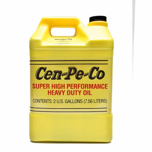 Cen Pe Co - Cen Pe Co CPC-54R SAE 15W-40 Super Racing Engine Oil 2 Gal.