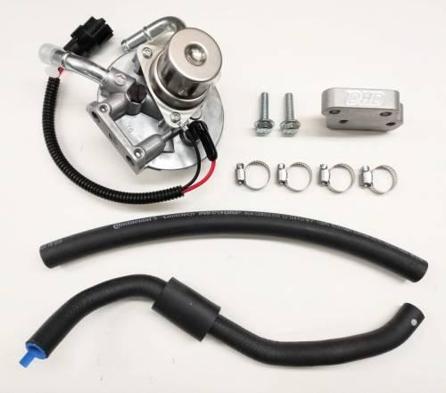 Dirty Hooker Diesel - DHD 700-003K LB7 Fuel Filter Head Update Kit w/Heater