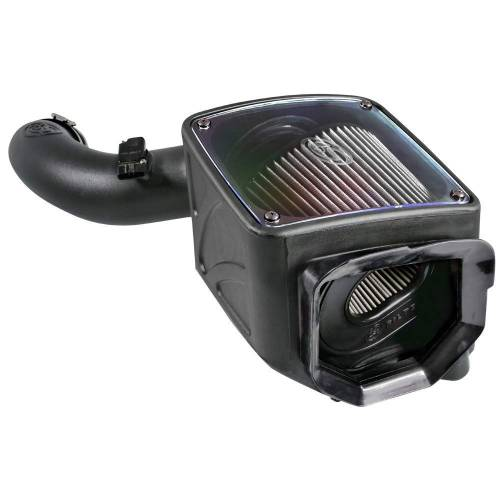 S&B Filters - S&B 75-5101D Cold Air Intake Kit 01-04 Chevy GMC LB7 Duramax