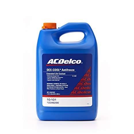 AC Delco - AcDelco Dex-Cool Engine Coolant Antifreeze 10-101