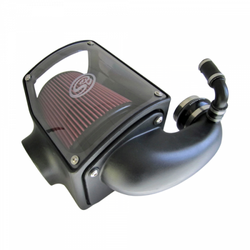 S&B Filters - S&B 75-5045 Cold Air Intake (Cotton Filter) 92-00 Chevy GMC 6.5L Diesel