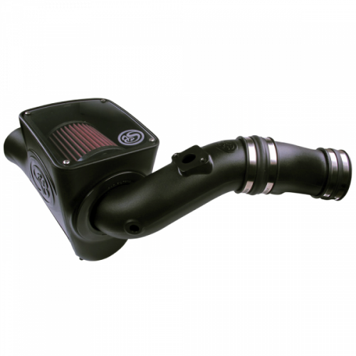 S&B Filters - S&B 75-5070 Cold Air Intake (Cotton Filter) 03-07 Ford 6.0L Powerstroke