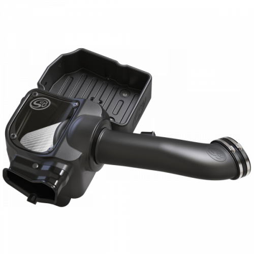 S&B Filters - S&B 75-5085D Cold Air Intake (Dry Filter) 17-18 Ford 6.7L Powerstroke