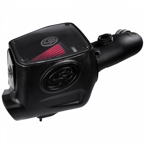 S&B Filters - S&B 75-5105 Cold Air Intake (Cotton Filter) 08-10 Ford 6.4L Powerstroke