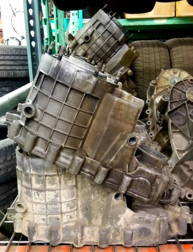GM - 261/263 Transfer Case Front Housing - USED