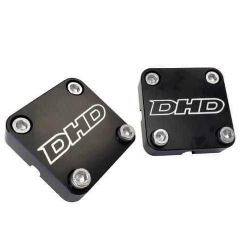 Dirty Hooker Diesel - DHD 007-0410 Duramax PCV Valve Cover Kit 2001-2005 LB7 LLY