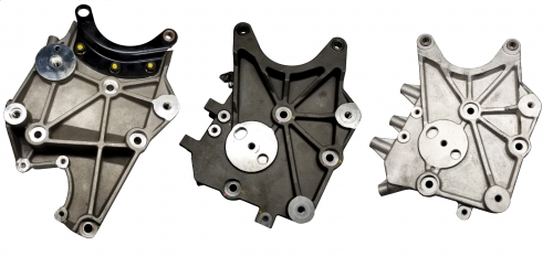 GM - Alternator Accessory Bracket 2001 - 2016 Duramax Silverado Sierra