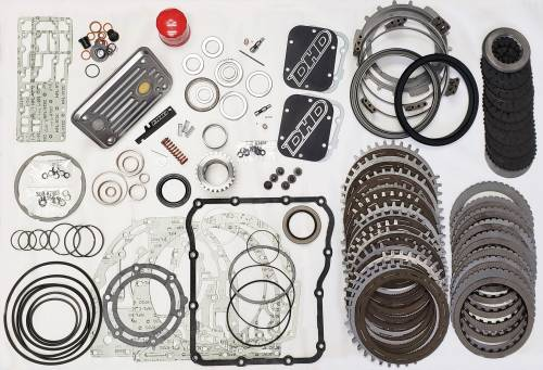 Dirty Hooker Diesel - DHD 100-550 Allison 5 Speed DIY Builders Kit 750HP 2001-2005