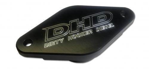 Dirty Hooker Diesel - DHD 007-7123 LML Duramax PCV Reroute Cap2012-2016