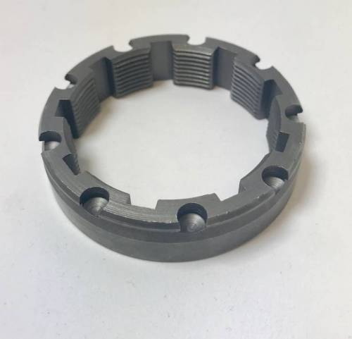GM - GM 22793592 AAM 11.5 Spindle Nut Axle Bearing Nut 2011-2020 LML L5P Duramax