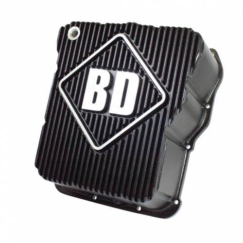 BD Diesel - BD 1061650 Deep Sump Allison Transmission Pan 2001-2018