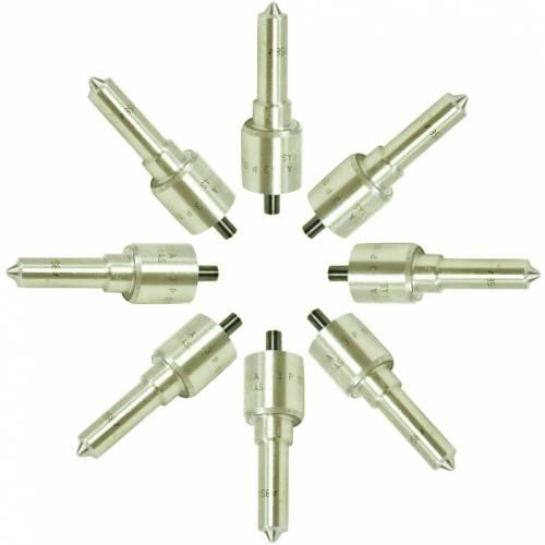 BD Diesel - BD 1076658 LB7 Duramax 160HP Injector Nozzle Set 2001-2004