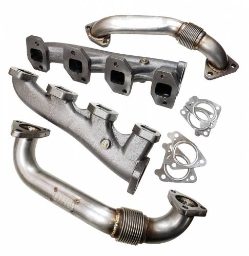 Duramax high flow manifolds