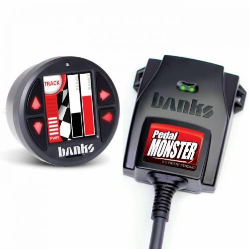 Banks Power - Banks 64322 Pedal Monster and i-Dash Super Gauge Package 2007.5-2019 LMM LML L5P Duramax