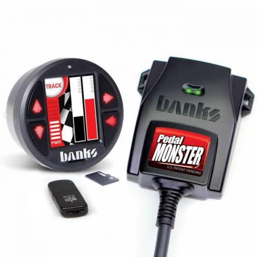 Banks Power - Banks 64313 Pedal Monster and Data Monster Gauge Package 2020 L5P Duramax
