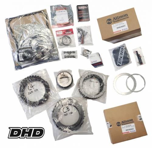 Dirty Hooker Diesel - DHD 100-650 Allison Performance 6 Speed DIY Builders Kit 750HP 2006-2010 LBZ LMM
