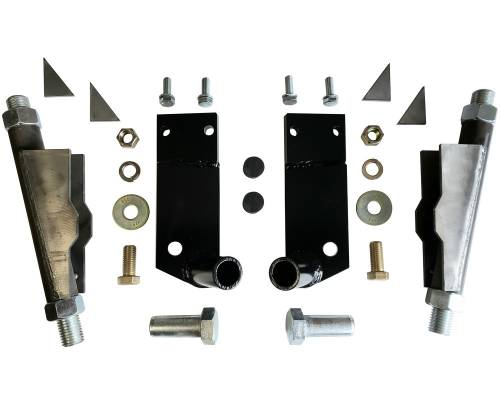 Duramax Front Suspension Stops Limiters