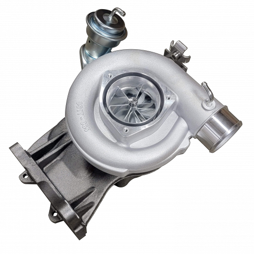 Stainless Diesel 63/67 6 Blade Performance LB7 Turbocharger 2001-2004 650HP+