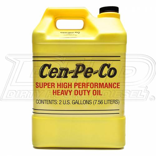 Cen Pe Co - Cen Pe Co CPC-25 Heavy Duty High Performance SAE 20w-50 Race Engine Oil
