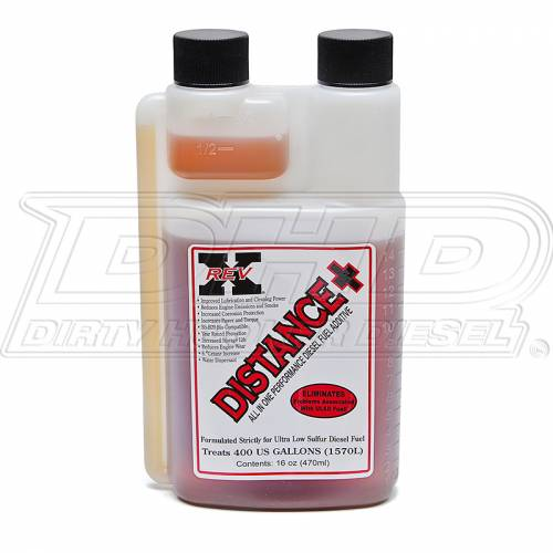 Rev X - RevX RXDP High Performance Distance Plus Diesel Fuel Additive