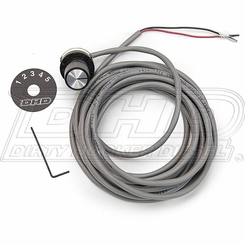 SoCal Diesel - SoCal SD-DSP5-LB7 EFI Live Hardwired DSP5 5-Postion Switch LB7 Duramax Diesel 01-03