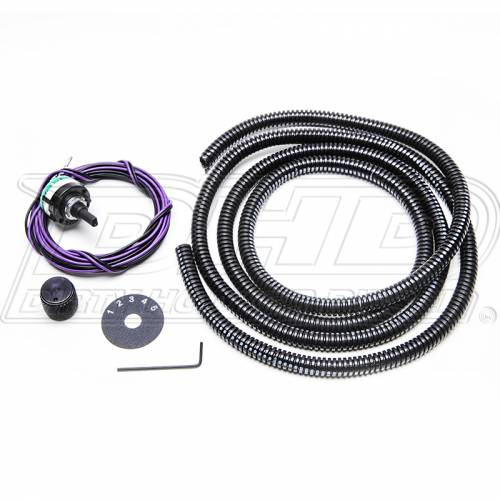 Fish Tuning - Fish Tuning FT-DSP5-LLY EFI Live Hardwired DSP5 5-Postion Switch LLY Duramax Diesel 04-05