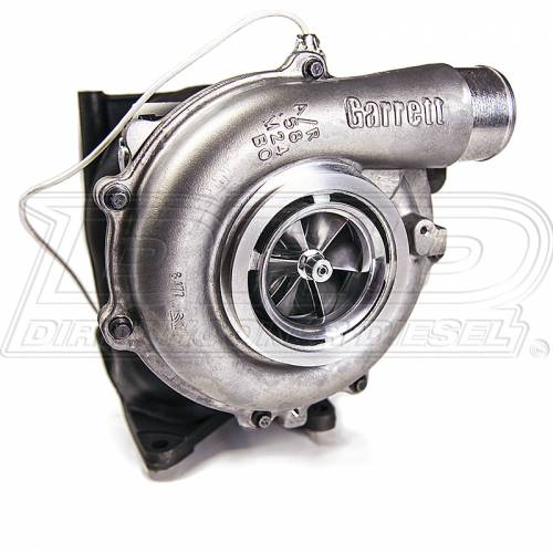 Danville Performance - Danville Performance DPB72mmSTG2 Billet 72mm 4094 VGT Duramax Turbo