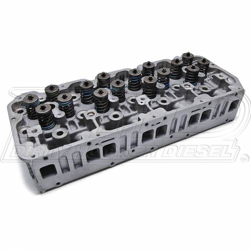 GM - GM 98025702-R Reconditioned LBZ LMM Duramax Diesel Cylinder Head 06-10
