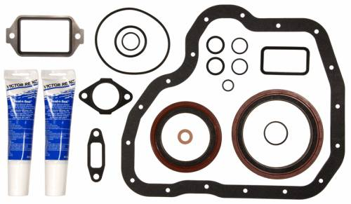Dirty Hooker Diesel - DHD 016-CS54580 GM Lower Engine Gasket Set LB7 LLY LBZ Duramax Diesel 6.6L