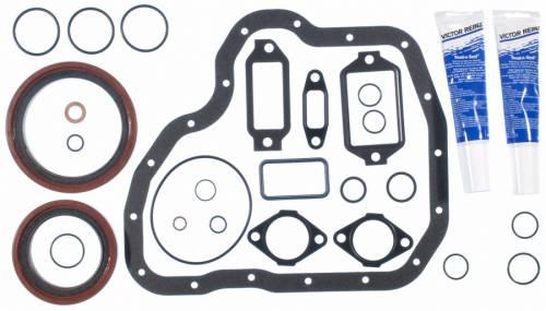 Dirty Hooker Diesel - DHD 016-CS54580A GM Lower Engine Gasket Set LMM Duramax Diesel 6.6L