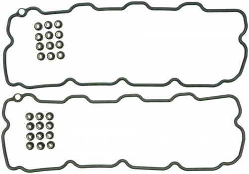 Dirty Hooker Diesel - DHD 016-VS50438 GM LB7 Duramax Valve Cover Gasket Kit & Grommets