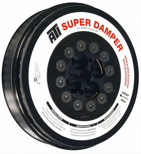 ATI Racing - ATI 917373 Super Damper Cummins Diesel 5.9L 6BT (92-98)