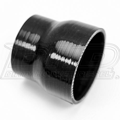 """Dirty Hooker Diesel - DHD 400-000064 Short 2.5-3"""" Silicon Reducer Boot"""