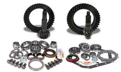 Yukon Gear & Axle - Yukon Gear & Install Kit package for Standard Rotation Dana 60 & '89-'98 GM 14T, 4.88.