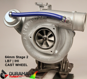 Turbochargers - Duramax Tuner - Stealth 64 Turbo