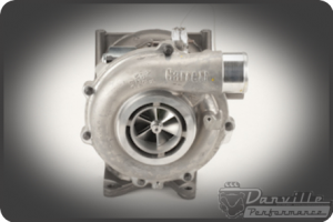 Danville Performance - LLY, LBZ, LMM - Danville Performance - Danville Turbo Billet 68mm Duramax Stage 2R Turbo 2004.5-2010 780HP