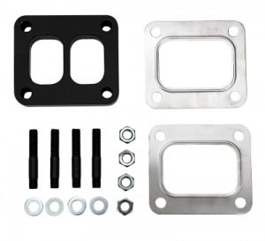 """WCFAB - T4 Spacer Plate Kit 1 1/2"""" with Studs and Gaskets"""