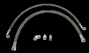 WCFAB - WCF100378 Oil Line Kit- Twin Turbo- S400 Duramax